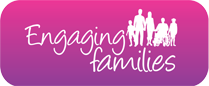 Engaging Families Logo