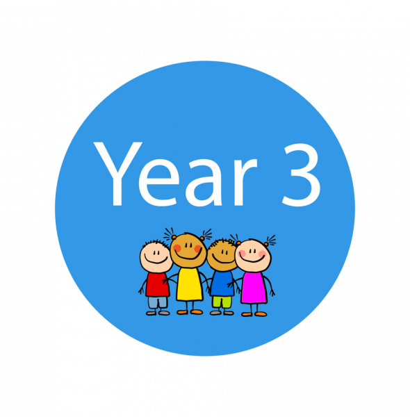 Year 3 - Welcome Page | Lister Primary School